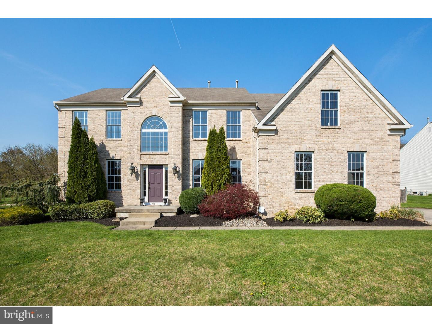 Photo of home for sale at 27 Tara Drive, Sewell NJ
