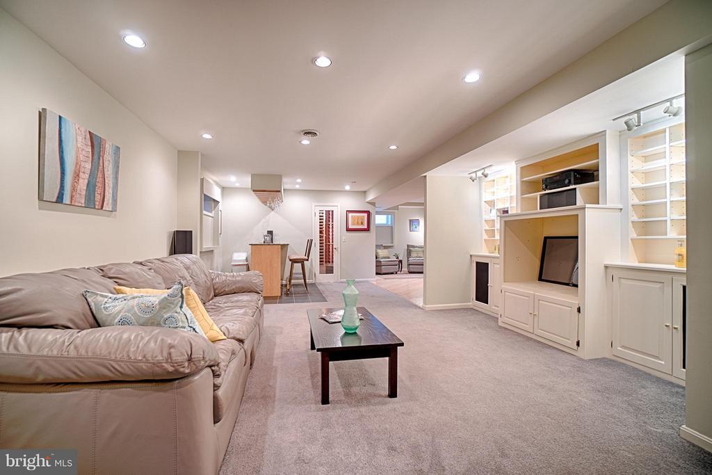 Recreation/Entertainment Room - 2 SPRINGER CT, BETHESDA