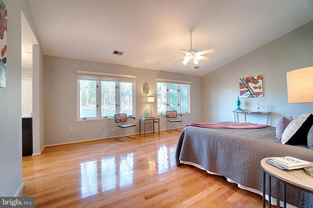 Bedroom (Master) - 2 SPRINGER CT, BETHESDA