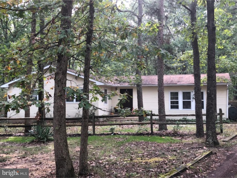 Частный односемейный дом для того Продажа на 63 AVENUE Road Tabernacle Twp, Нью-Джерси 08088 Соединенные Штаты