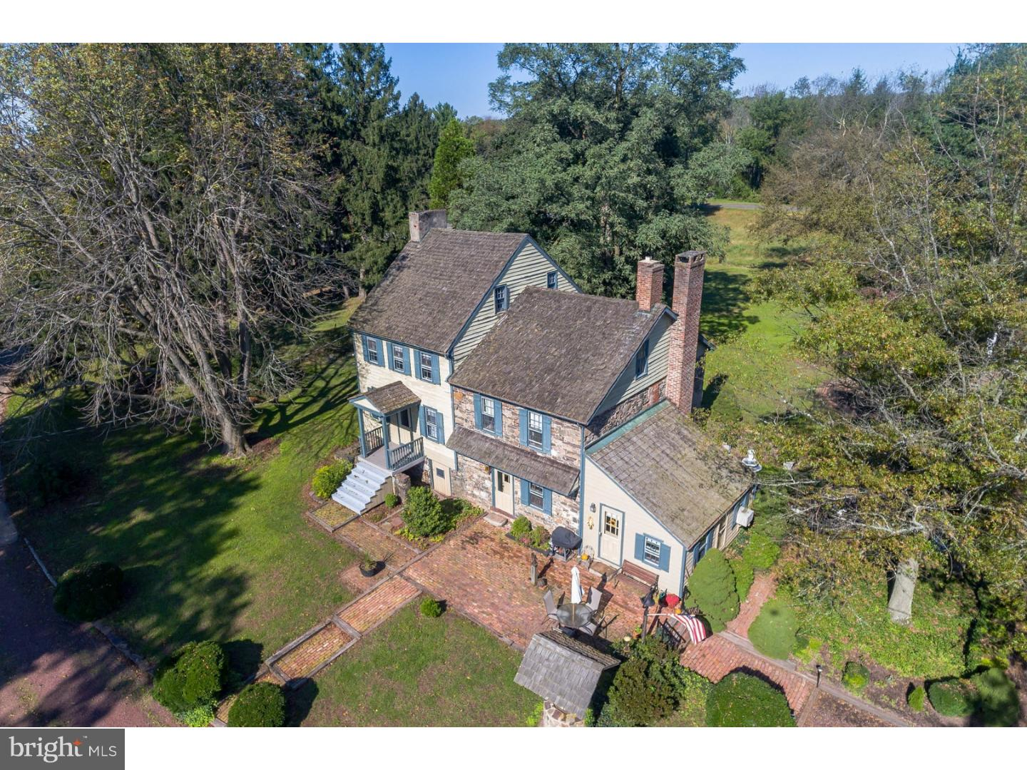 Single Family Home for Sale at 1258 BEAR TAVERN Road Titusville, New Jersey 08560 United StatesMunicipality: Hopewell Township