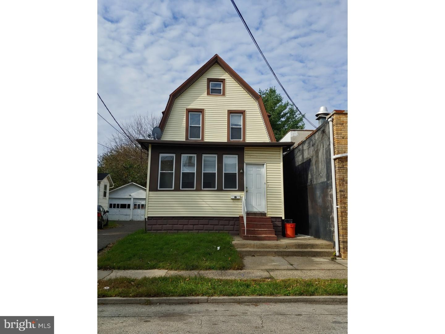 Single Family Home for Sale at 205 CHESTNUT Avenue Woodlynne, New Jersey 08107 United States