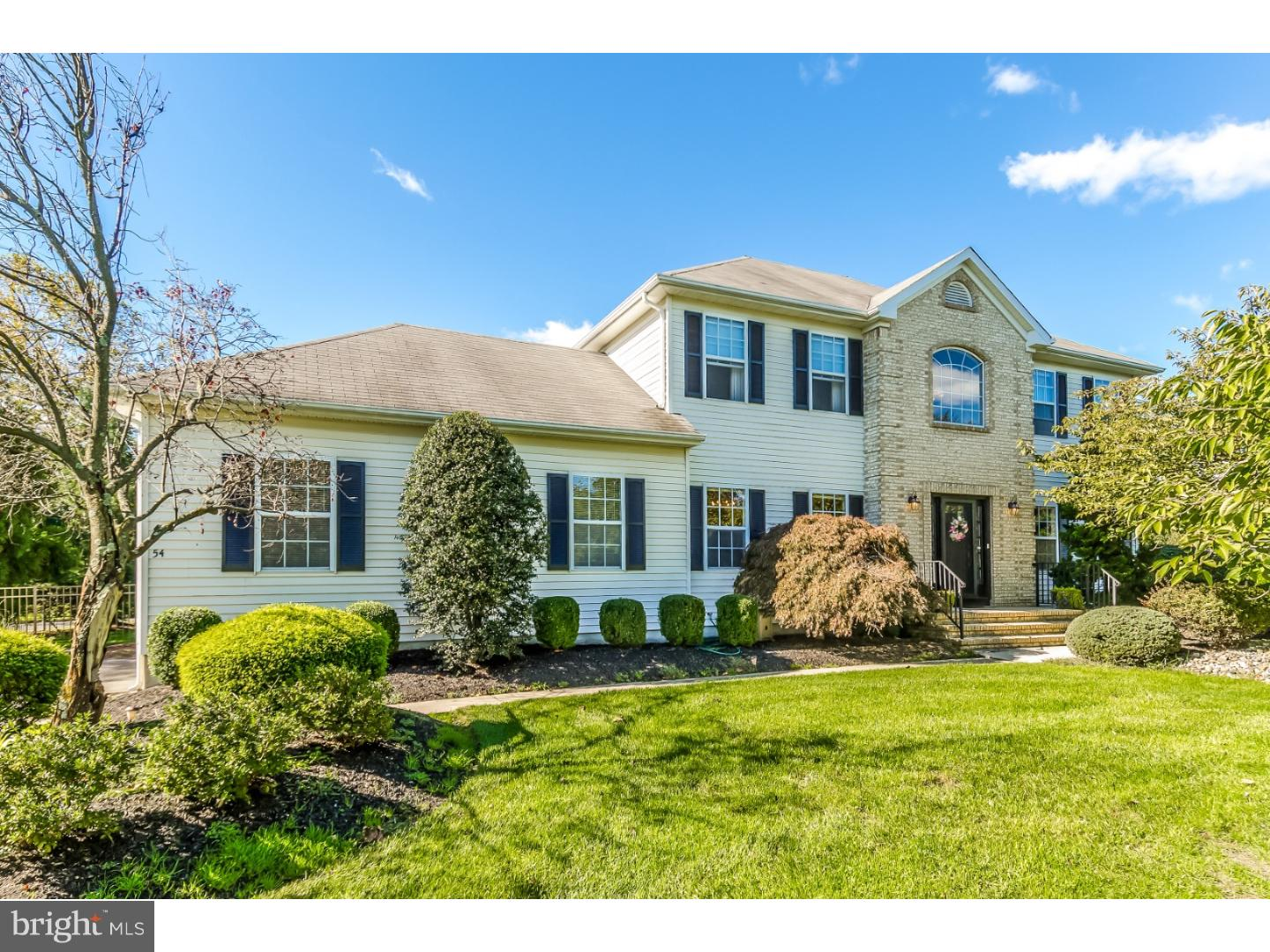 Single Family Home for Sale at 54 JARED Drive Robbinsville, New Jersey 08691 United StatesMunicipality: Robbinsville Township