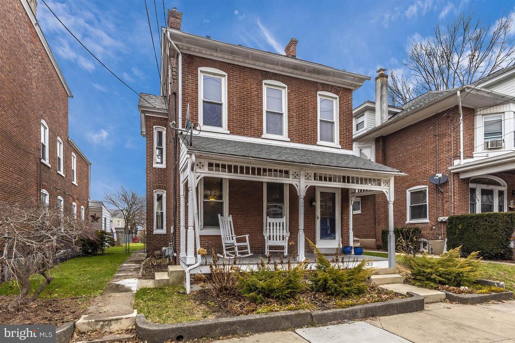 513 N FRANKLIN ST, Pottstown PA 19464