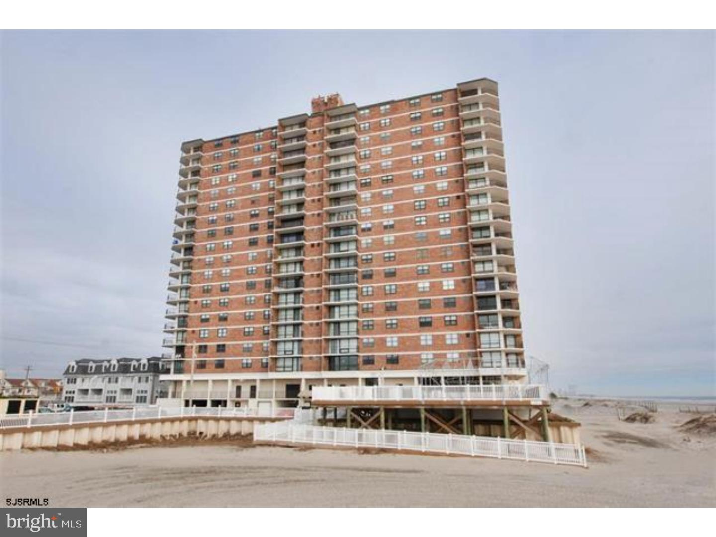 Single Family Home for Sale at 9100 BEACH #1606 Margate City, New Jersey 08402 United States