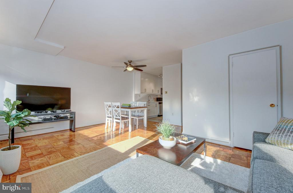 Natural Light Abounds - 4101 CATHEDRAL AVE NW #1112, WASHINGTON