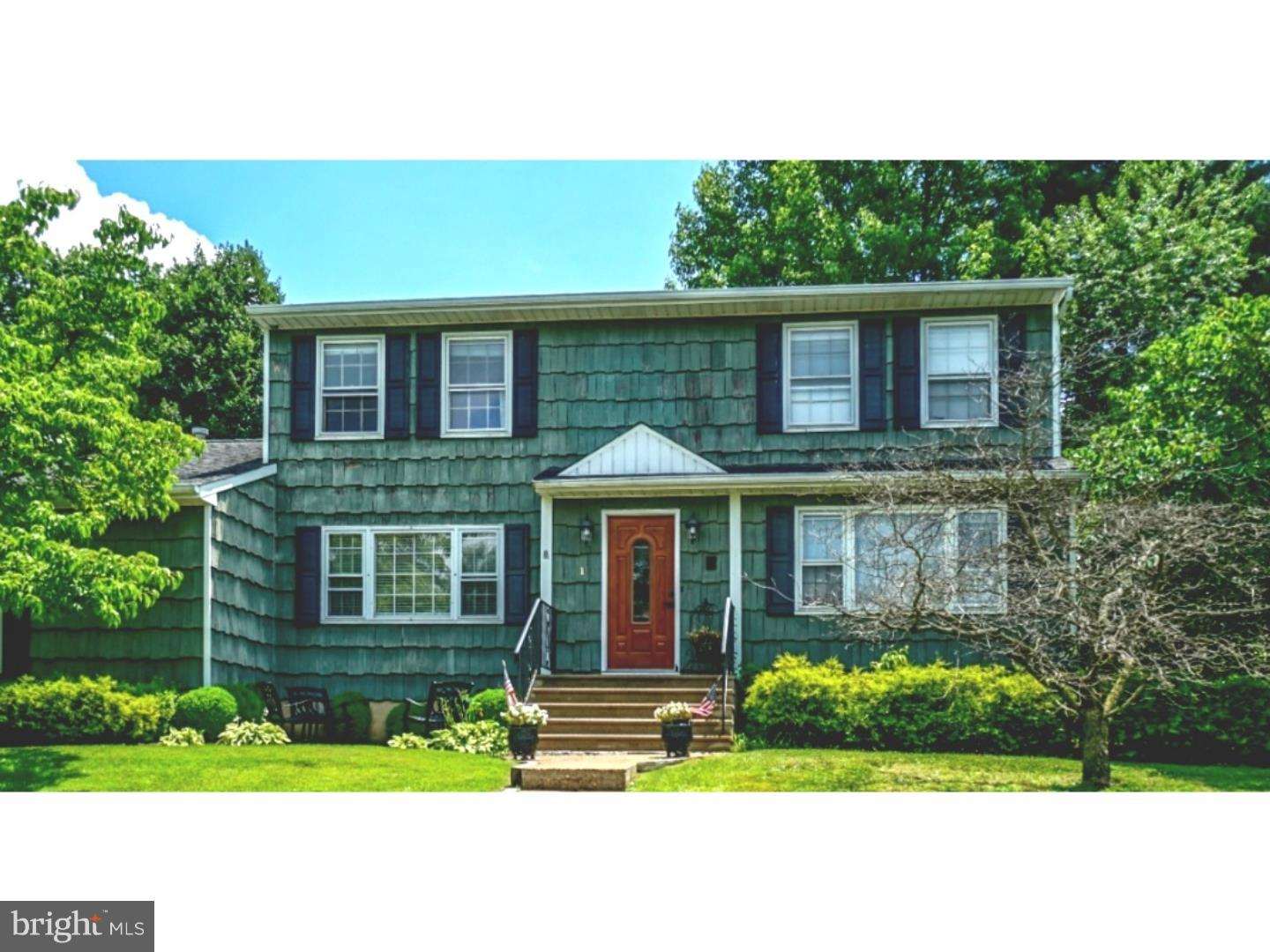 Single Family Home for Sale at 1 HERITAGE WAY Lawrenceville, New Jersey 08648 United StatesMunicipality: Lawrence Township