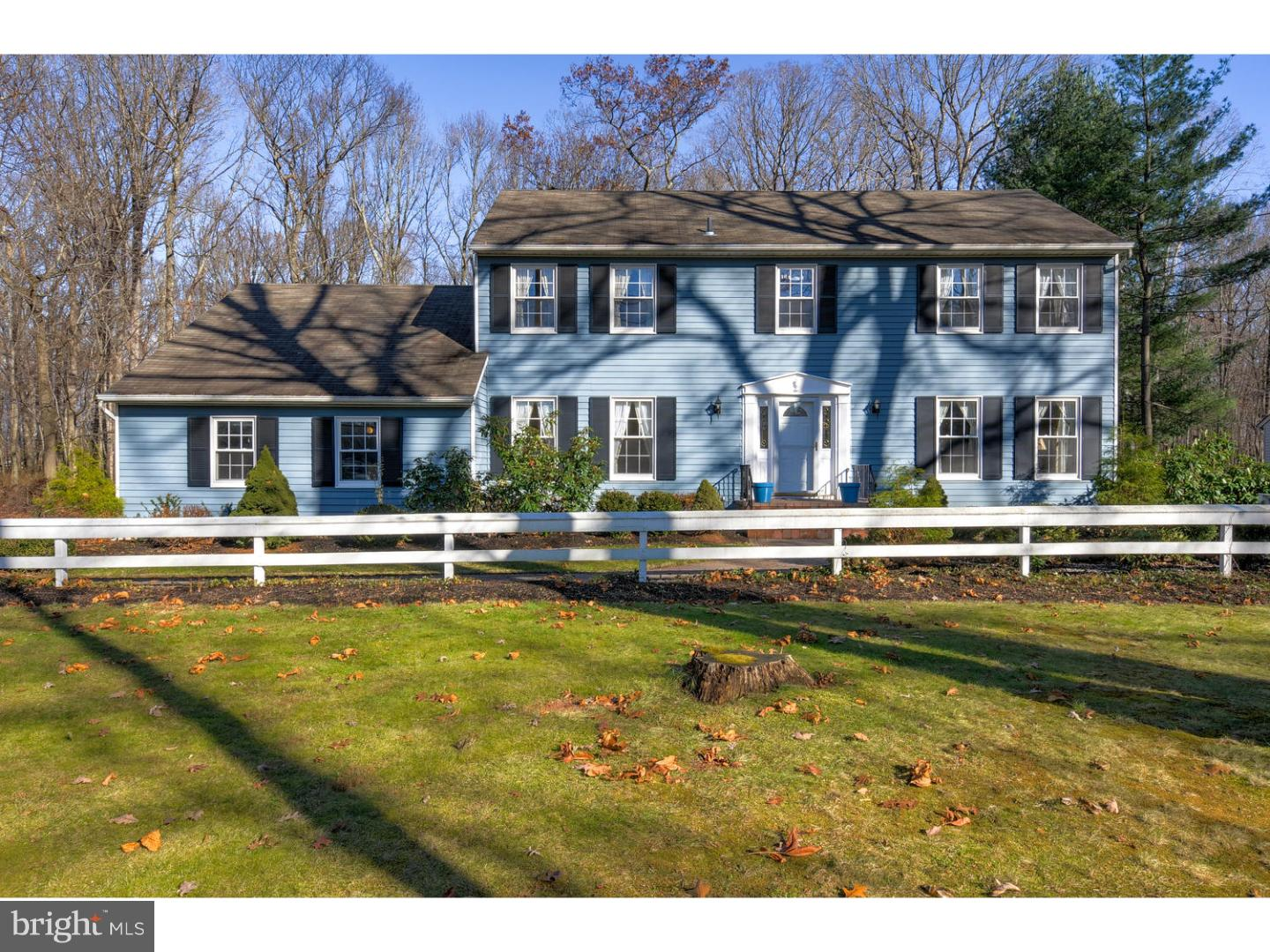 Single Family Home for Sale at 232 VILLAGE RD E Princeton Junction, New Jersey 08550 United StatesMunicipality: West Windsor Twp