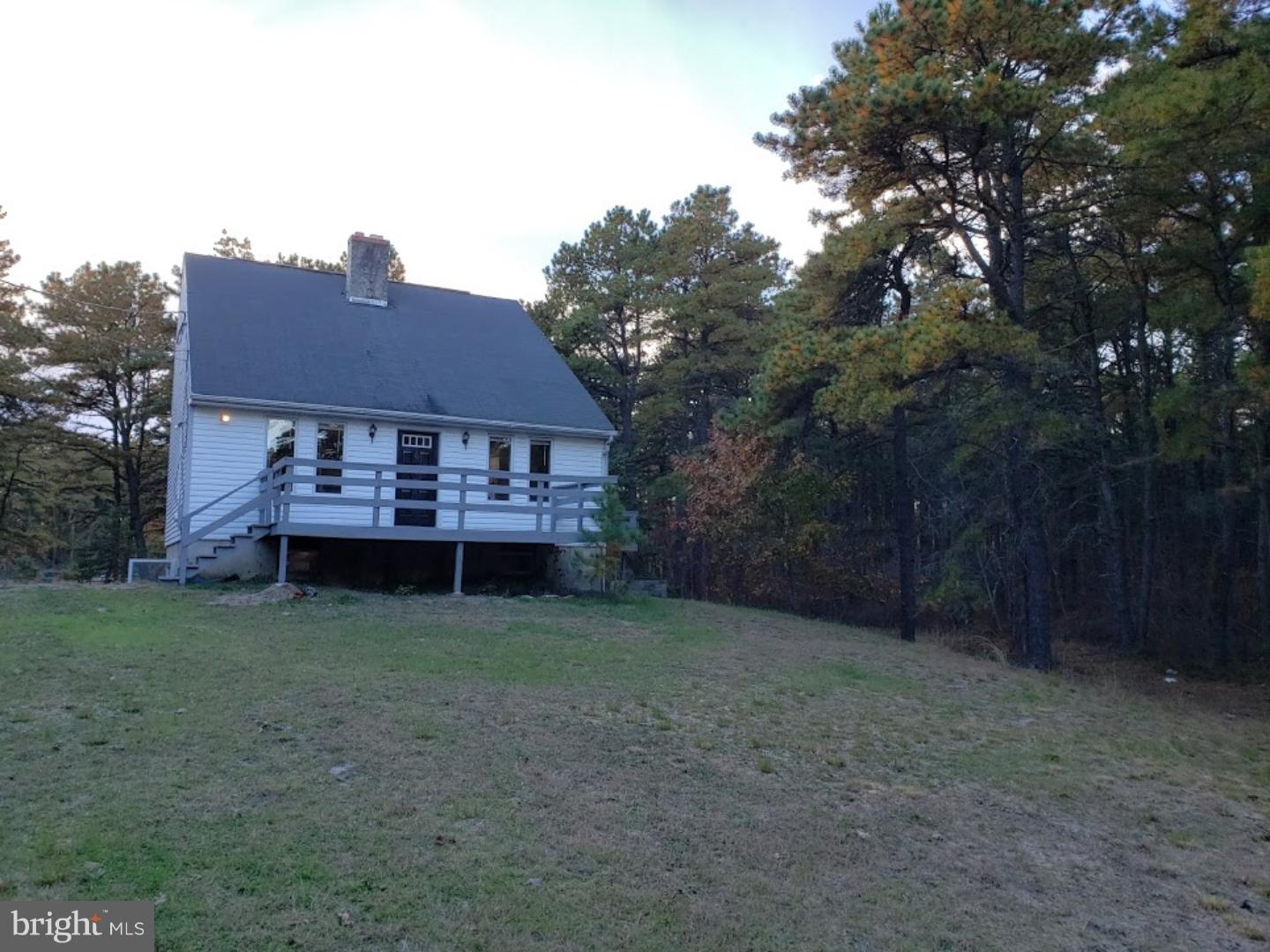 Single Family Home for Sale at 97 RIDGE Road Browns Mills, New Jersey 08015 United StatesMunicipality: Pemberton Township