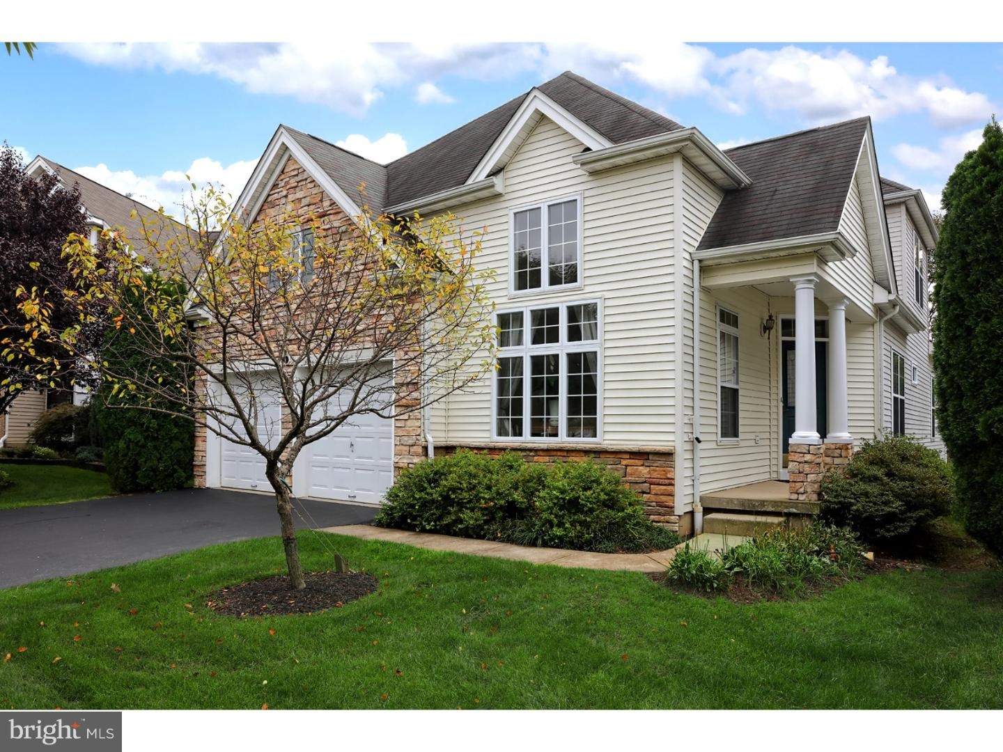 Property for Sale at 55 GLOBEFLOWER Lane Princeton Junction, New Jersey 08550 United States