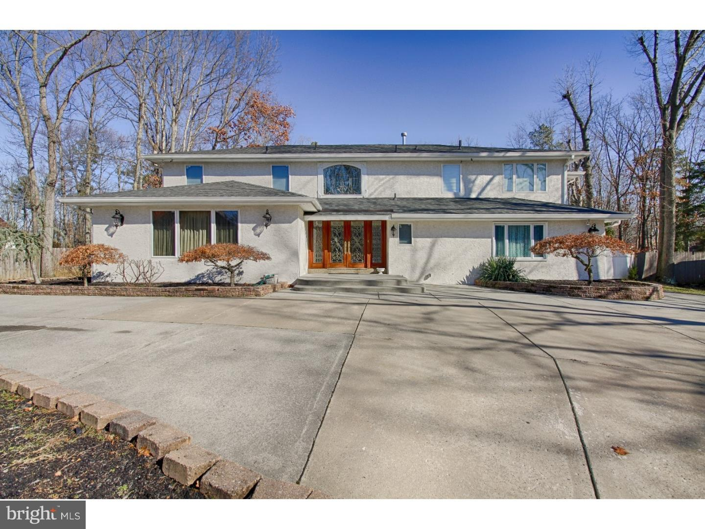 Single Family Home for Sale at 4 CEDAR HILL Court Voorhees Township, New Jersey 08043 United States