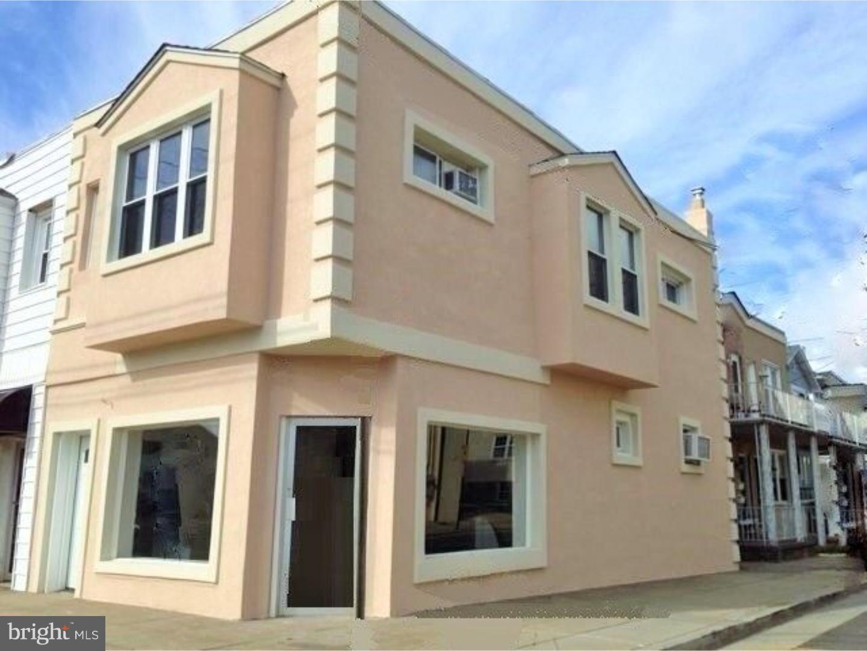 Single Family Home for Sale at 6709 ATLANTIC Avenue Ventnor City, New Jersey 08406 United StatesMunicipality: Ventnor City
