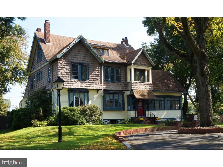 Частный односемейный дом для того Продажа на 6531 CHURCH Road Pennsauken, Нью-Джерси 08109 Соединенные Штаты
