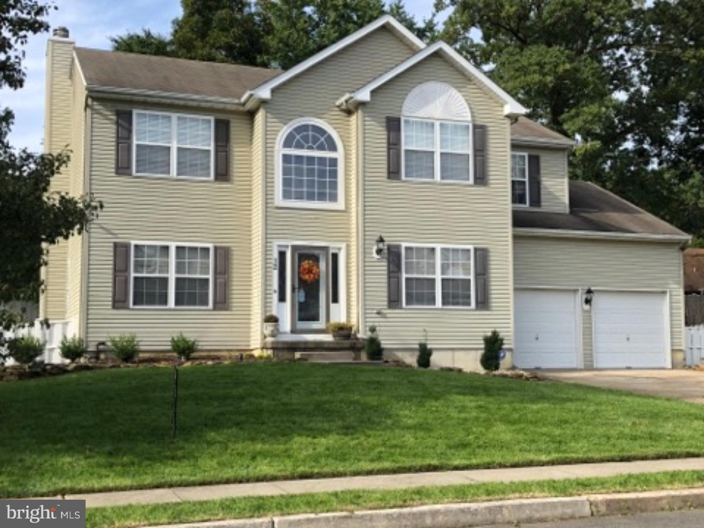 Single Family Home for Sale at 12 UNDERWOOD Court Burlington Township, New Jersey 08016 United States