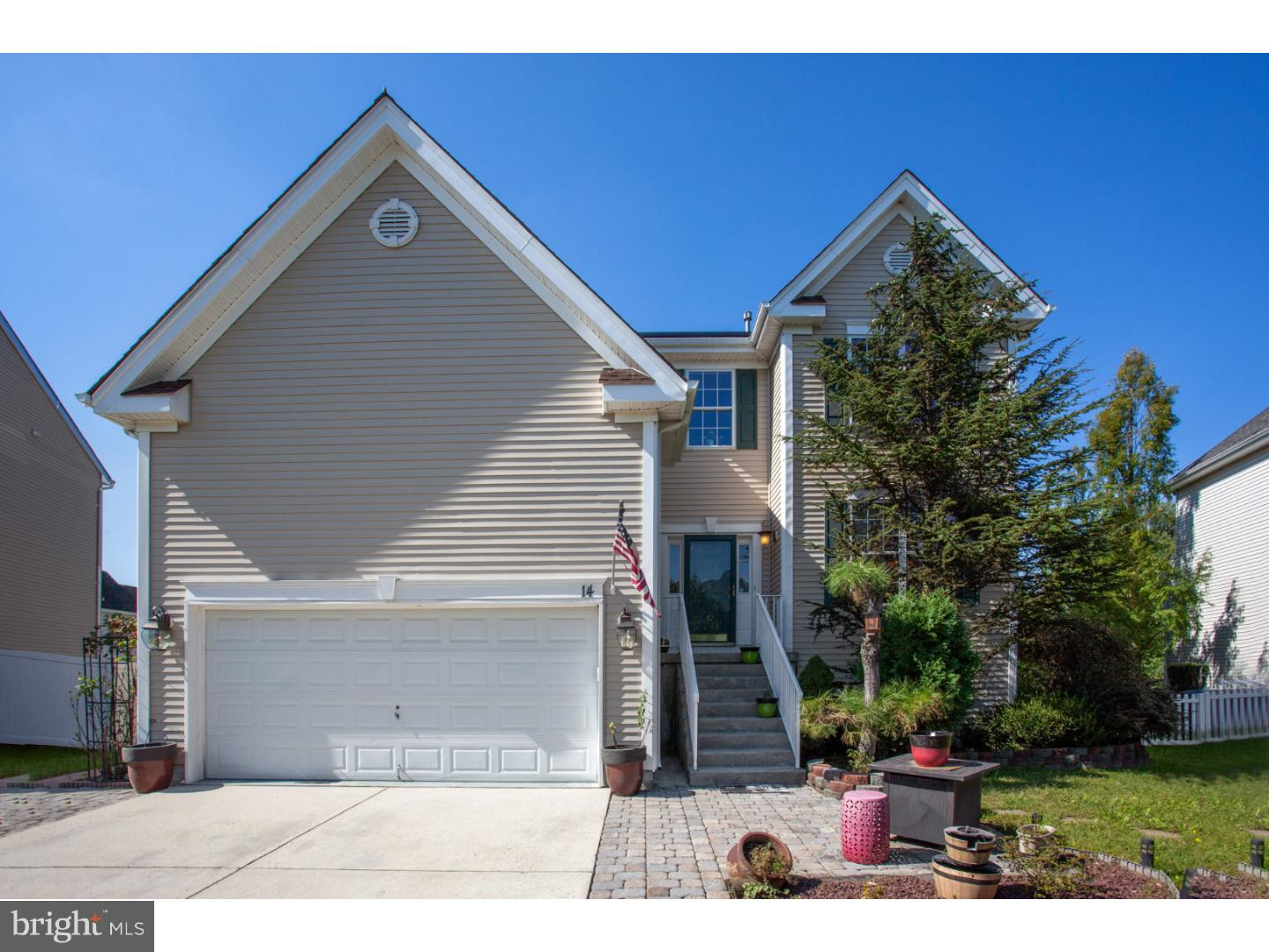 Single Family Home for Sale at 14 GRANDE BLVD Delran, New Jersey 08075 United States
