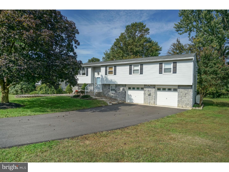 Частный односемейный дом для того Продажа на 263 DOGWOOD Lane Clarksboro, Нью-Джерси 08020 Соединенные Штаты