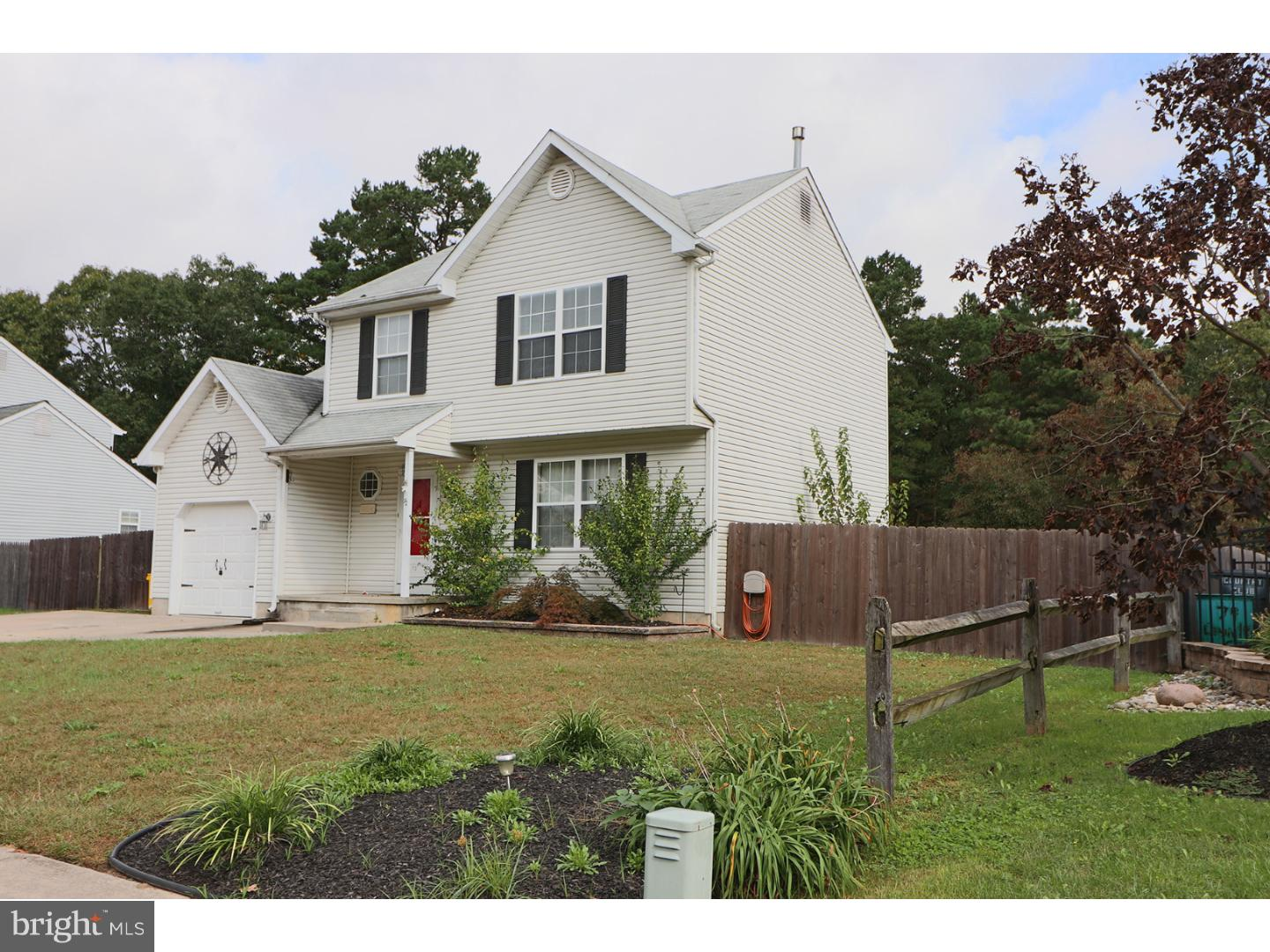 Single Family Home for Sale at 72 COUNTRY CLUB Road Pine Hill, New Jersey 08021 United StatesMunicipality: Pine Hill
