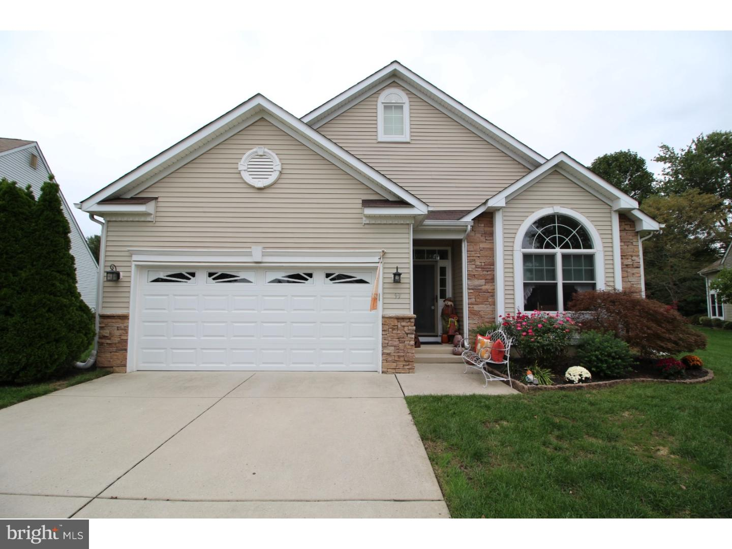 Single Family Home for Sale at 99 RIDGWAY Drive Florence, New Jersey 08505 United StatesMunicipality: Bordentown