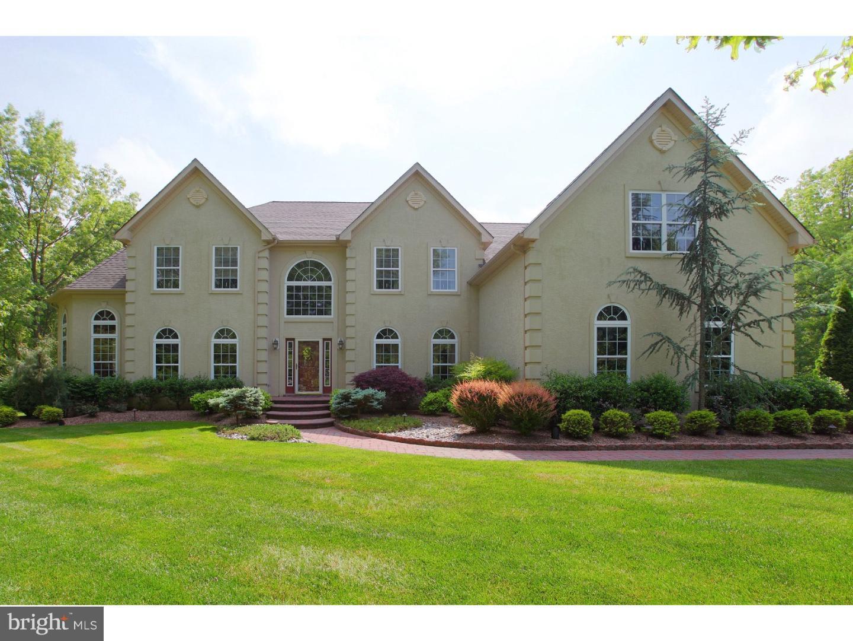 Частный односемейный дом для того Продажа на 93 RUNNING DEER Trail Pittsgrove, Нью-Джерси 08318 Соединенные Штаты