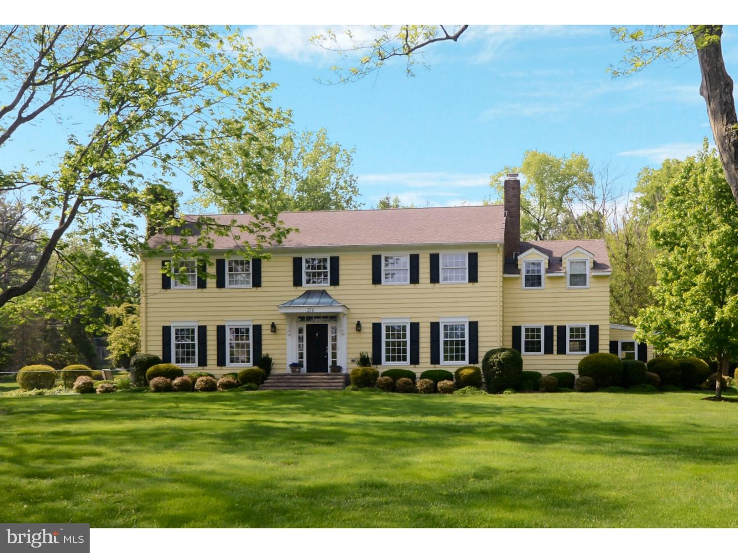 Property for Sale at 218 GALLUP Road Princeton, New Jersey 08540 United States
