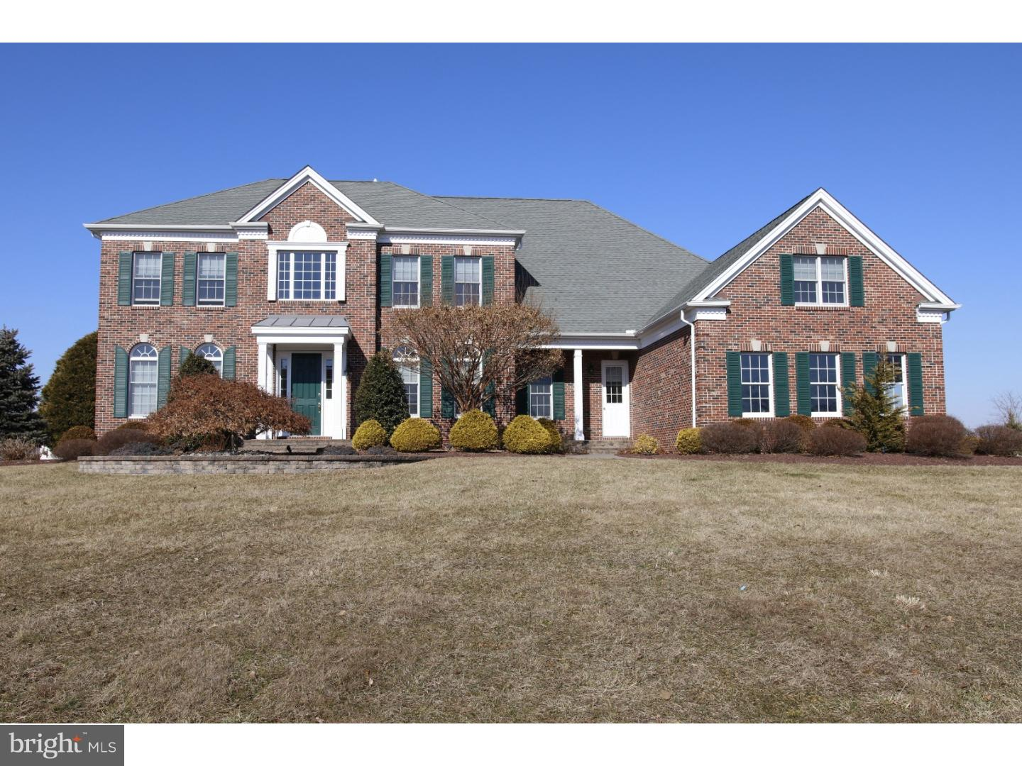 Single Family Home for Sale at 6 APPLE BLOSSOM Lane Cream Ridge, New Jersey 08514 United StatesMunicipality: Upper Freehold Township