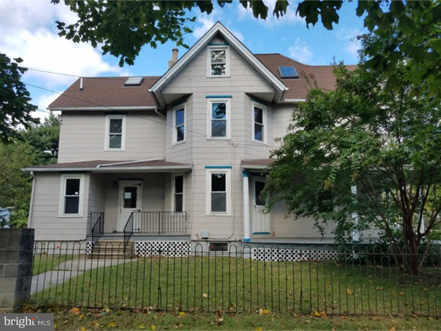 Single Family Home for Sale at 230 DELAWARE Avenue Riverside, New Jersey 08075 United States