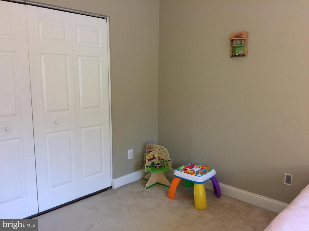 Another View of Second Bedroom - 1664 PARKCREST CIR #300, RESTON