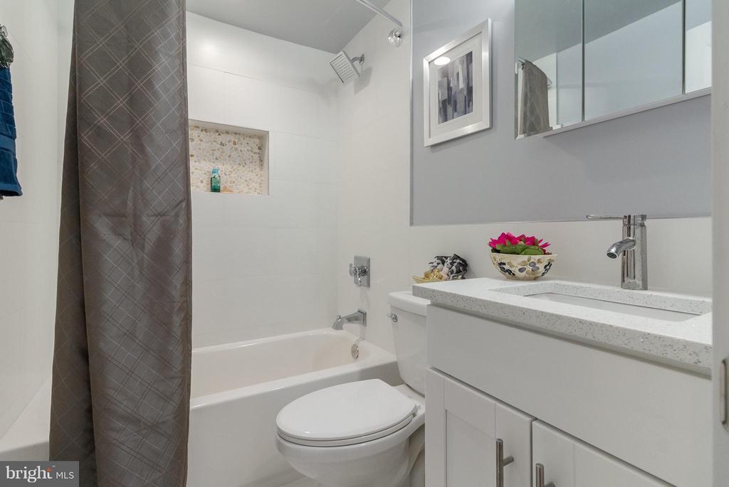 Basement Bathroom - 225 BRYANT ST NE, WASHINGTON