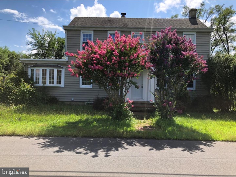 Частный односемейный дом для того Продажа на 689 ROUTE 68 Mansfield Township, Нью-Джерси 08022 Соединенные Штаты