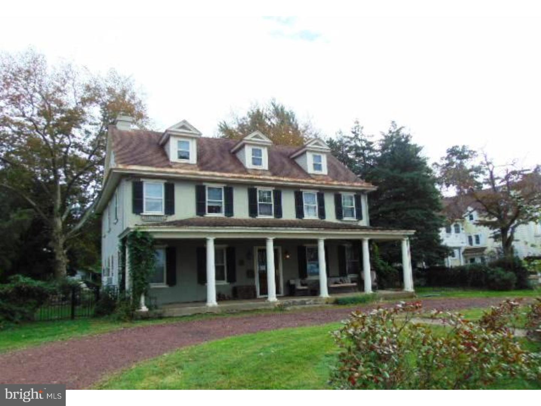 Single Family Home for Sale at 1117 DELAWARE Avenue Delanco, New Jersey 08075 United States