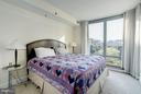 Master Bedroom - 1155 23RD ST NW #8J, WASHINGTON