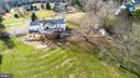 Sky view of 3 acre lot. - 79 CROWN MANOR DR, STAFFORD