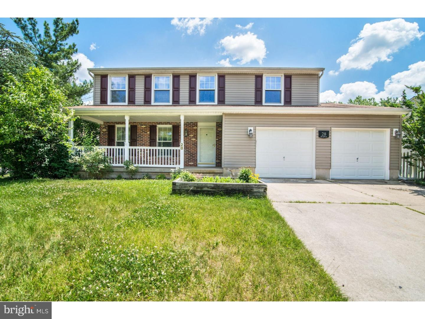 Single Family Home for Sale at 28 BRIGHTON Drive Evesham Twp, New Jersey 08053 United States