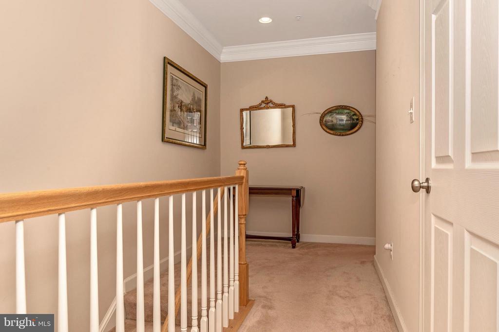2nd floor hallway - 3640 HOLBORN PL, FREDERICK