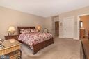 Master bedroom - 3640 HOLBORN PL, FREDERICK