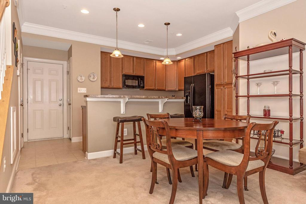 Dining Room and Kitchen - 3640 HOLBORN PL, FREDERICK