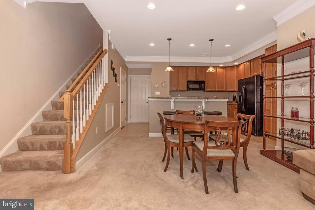 Another view of dining room - 3640 HOLBORN PL, FREDERICK