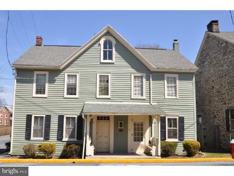Single Family Homes للـ Sale في Oley, Pennsylvania 19547 United States