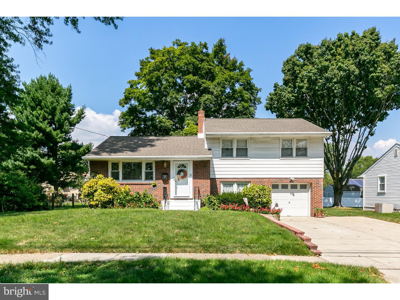 Частный односемейный дом для того Продажа на 47 E KRAFT Avenue Haddon Township, Нью-Джерси 08107 Соединенные Штаты