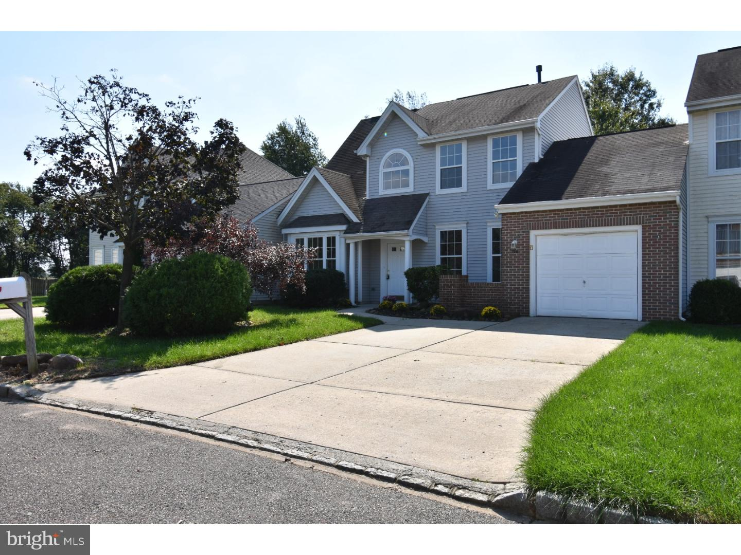 Single Family Home for Sale at 54 FIELDCREST Drive Westampton, New Jersey 08060 United States