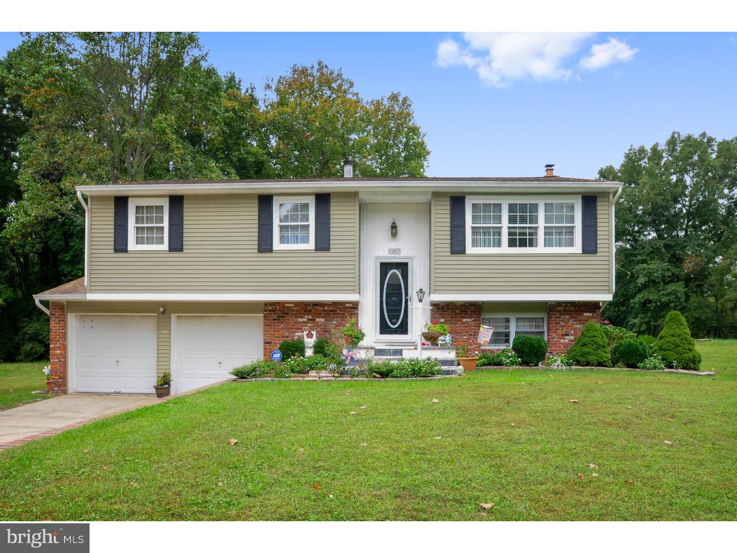 Single Family Home for Sale at 20 SHERRI WAY Pine Hill, New Jersey 08021 United States