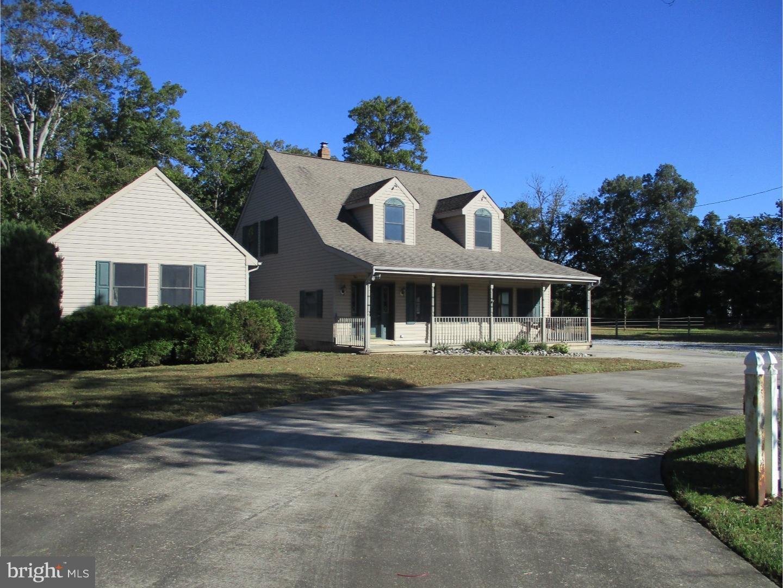Casa Unifamiliar por un Venta en 81 ISLAND Road Monroeville, Nueva Jersey 08343 Estados Unidos