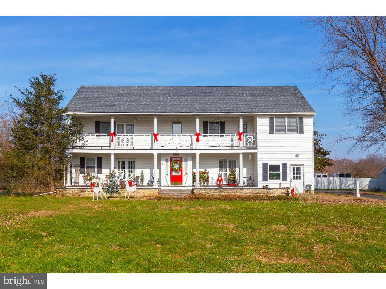 Maison unifamiliale pour l Vente à 354 MONROEVILLE Road Monroeville, New Jersey 08343 États-Unis
