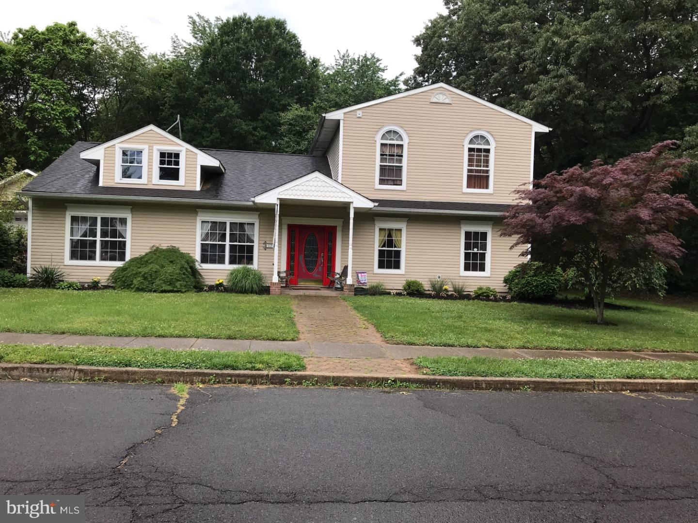 Single Family Home for Sale at 17 TALL TIMBER Lane Florence, New Jersey 08016 United States