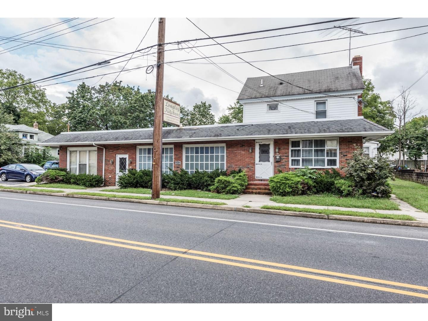 Multi Family for Sale at 318 N MAIN Street Glassboro, New Jersey 08028 United States