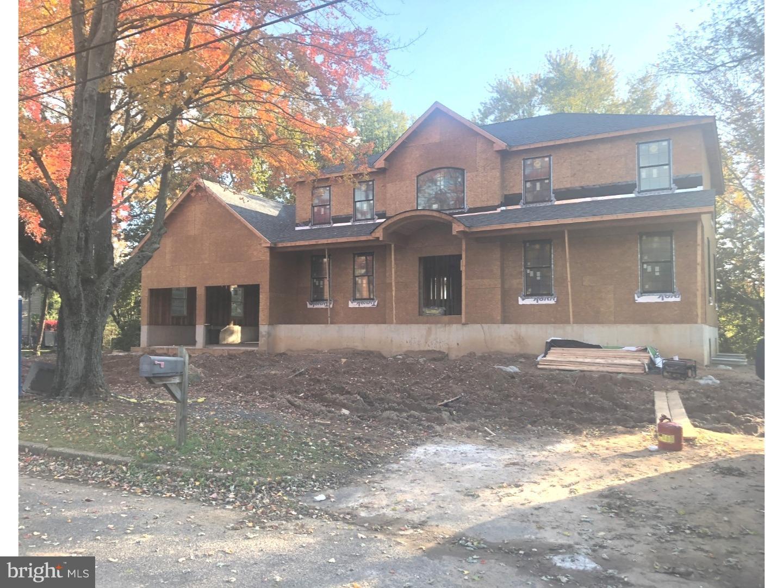 Maison unifamiliale pour l Vente à 37 ONEIDA Avenue Delran, New Jersey 08057 États-Unis