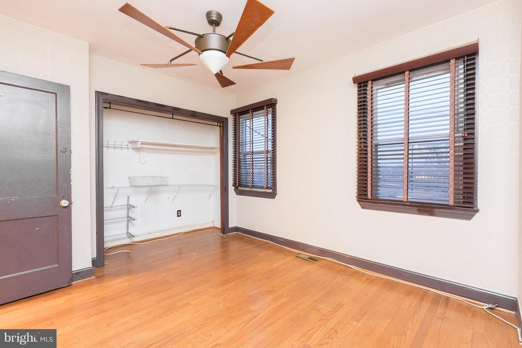 Bedroom 1 - 1607 FAIRLAWN AVE SE, WASHINGTON