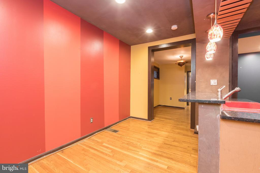 Dining Area - 1607 FAIRLAWN AVE SE, WASHINGTON