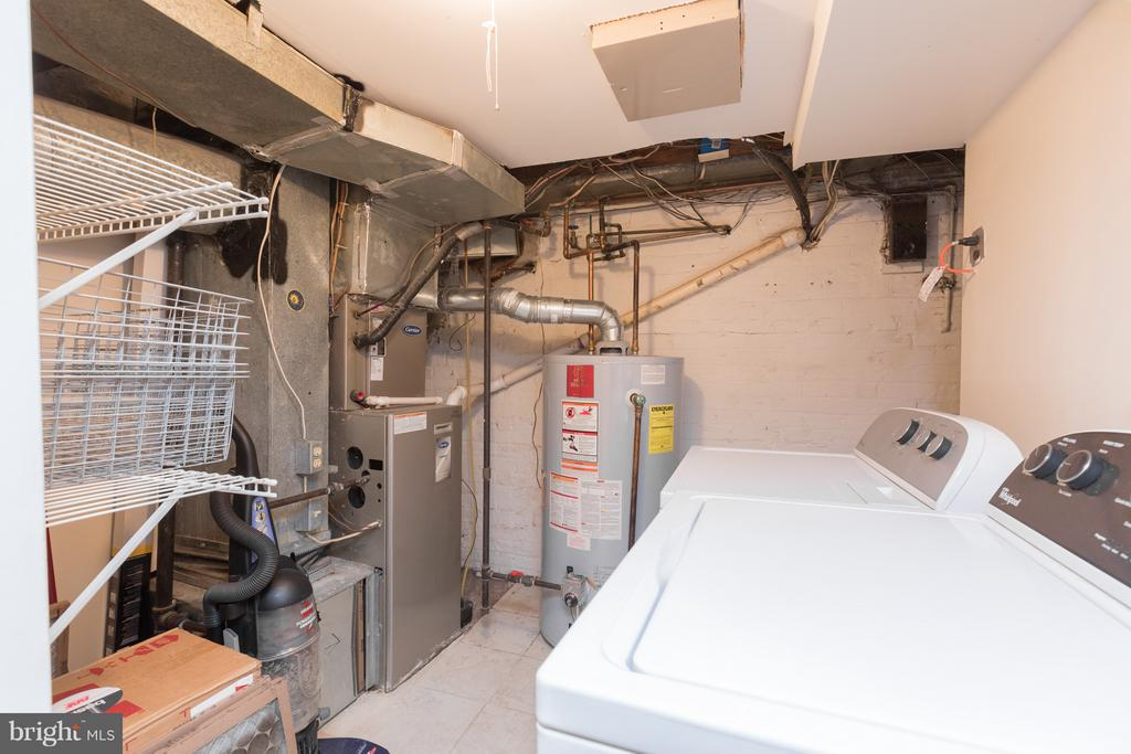 Laundry Room - 1607 FAIRLAWN AVE SE, WASHINGTON