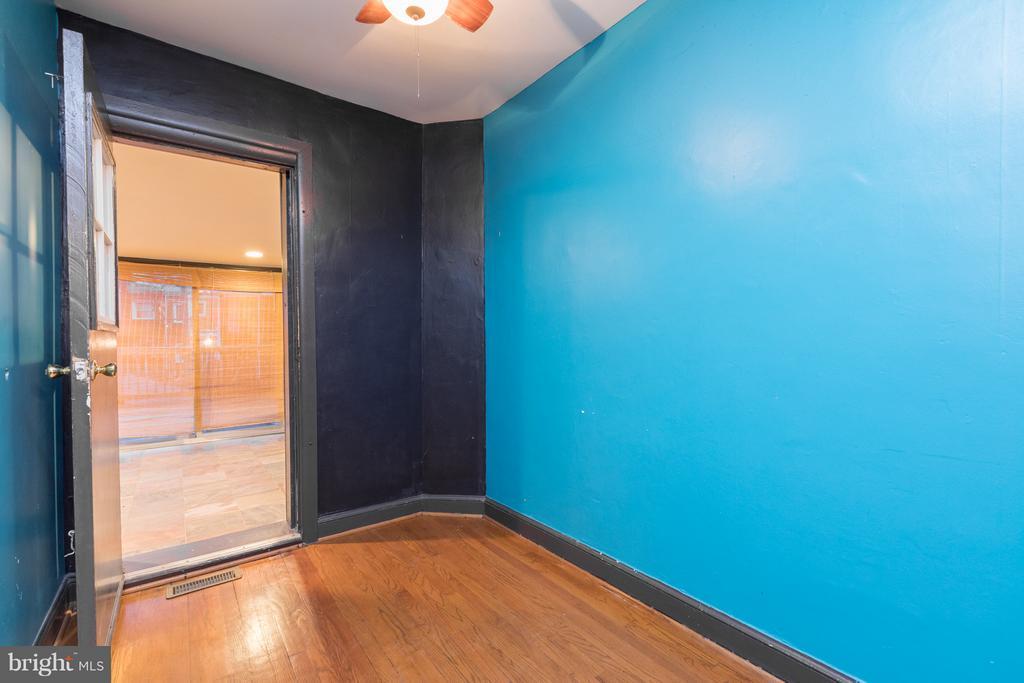 Bedroom 3 - 1607 FAIRLAWN AVE SE, WASHINGTON